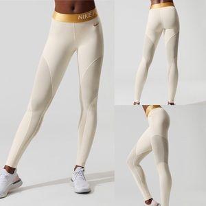New Nike pro warm leggings size M